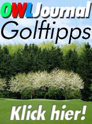 Golfsport und Golfplätze in Ostwestfalen und Lippe