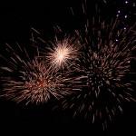 Paderborns Himmel erglüht im Feuerspektakel