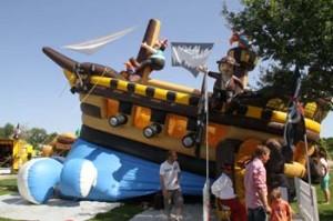 Piratenfest Gartenschaupark