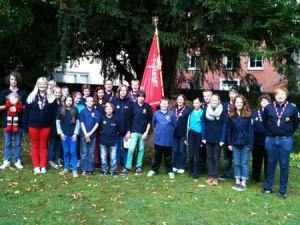 2013-09-15 Werl Wallfahrt Jugend 1
