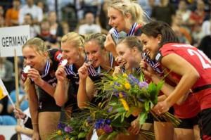 Volleyball, Europameisterschaft 2013, Siegerehrung