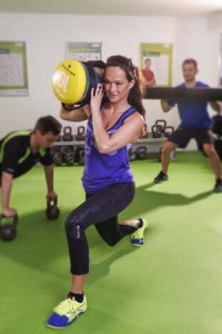 freestyle Ausweitung Fitness First