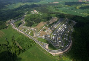 Bilster Berg Drive Resort Rennstrecke