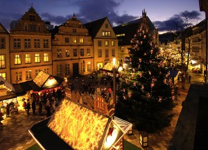 Festlicher Weihnachtszauber auf dem Alten Markt