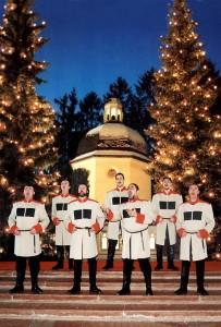 Weihnachtskonzert der Zarewitsch Don Kosaken