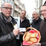 "Hohenzollernstraße ist ""Testfall"""