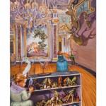 Ausstellung Sala Lieber – Faltenschlag und Spitzenkragen