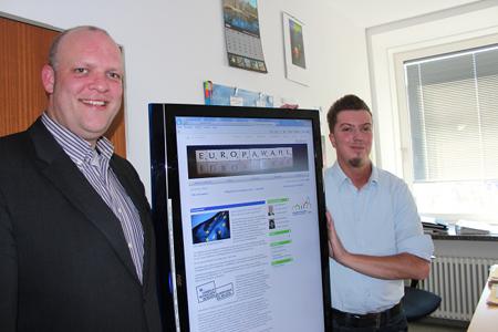 Neugestaltetes Europaportal Möllenbrock-Junghanns