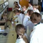 Schnupperstudium in den Osterferien für Schülerinnen