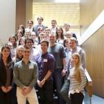 Deutschland-Stipendiaten besuchen Bertelsmann