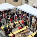 Europäischer Markt in Detmold 2014