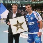 Ehrung für Handball- Weltmeister Florian Kehrmann