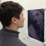 Porzellan trifft Foto-Kunst