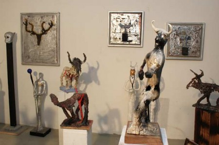 SpaetigSkulpturenueberblick