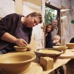 Die Kunst der Gartenkeramik- Töpferwoche in Detmold