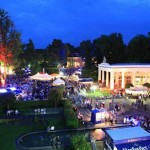 Parklichter 2014 in Bad Oeynhausen – viel Spaß für die ganze Familie