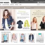 GERRY WEBER startete EU-Online-Shop