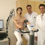 Neue Spiroergometrie-Messeinheit im Klinikum Gütersloh