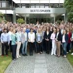 142 neue Auszubildende starten bei Bertelsmann ins Berufsleben