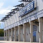 Kontrollen und Fankleidung beim Dortmundspiel