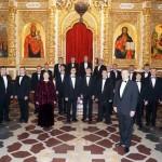 Der Staatliche Ukrainische Männerchor Boyan kommt nach Bielefeld