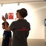 """""""Marta einundzwanzig"""" mit Künstlergespräch und Marta Kunstsprechern"""