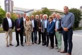 Praxispartner,-JProf. Gerholz und Marktplatz Paderborn 1