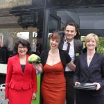 Fahrt ins Glück -Trauungen im Linienbus
