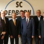 SCP: Intensiver Austausch mit dem Wirtschaftsrat des BVB