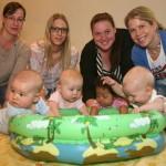Leichter Start ins Familienleben