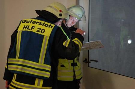 Brandschutzuebung Guetersloh 1