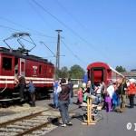Großer Eisenbahntag für die ganz Kleinen