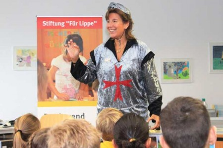 Fuer Lippe Gabi Scholz