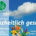 3. Heilnetz-Messe ganzheitlich gesund am 18./19. Oktober 2014