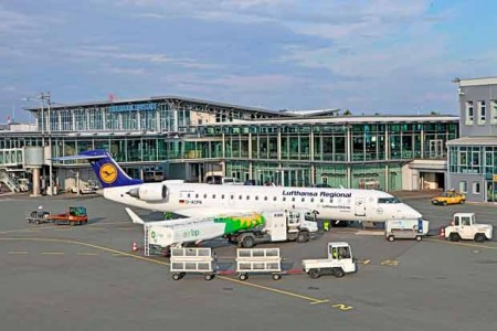 Airport Paderborn Lippstadt