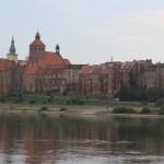 Auf Zeitreise in Güterslohs polnischer Partnerstadt Grudziadz