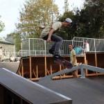 Skateplatz Eroeffnung