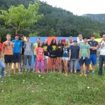 1.500 km von Zuhause entfernt mit dem Outdoor-Activ-Camp