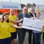 Stadtwerke Bielefeld spenden 1.500 Euro an Fruchtalarm