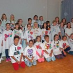 Ausstellung TrikotTausch zu fairen Textilien war gut besucht