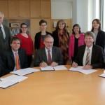 Uni Paderborn schließt Zielvereinbarungen zur Gleichstellung ab