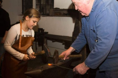 Wewelsburg Bleiwaescher Schmiede