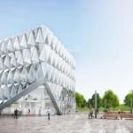 Schüco Parametric System – industrielle Revolution 4.0 im Fassadenbau