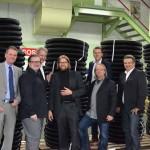 Innovations.Kreis.GT zu Gast bei Westaflex in Gütersloh