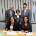 FH Bielefeld und St. Johannisstift Paderborn unterzeichnen Kooperationsvertrag