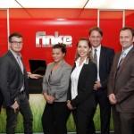 Unternehmensgruppe finke und Uni Paderborn kooperieren