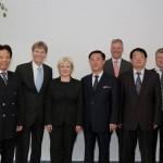 Zusammenarbeit zwischen Hochschulen Qingdao und Paderborn
