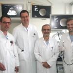 Neue Endoskopie für in Lungenheilkunde am Klinikum Gütersloh