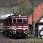 Heiligabendfahrt mit der Landeseisenbahn Lippe