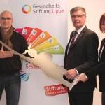 HermannsGlück: Über 12.000 Euro Zustiftung für Gesundheitsstiftung Lippe